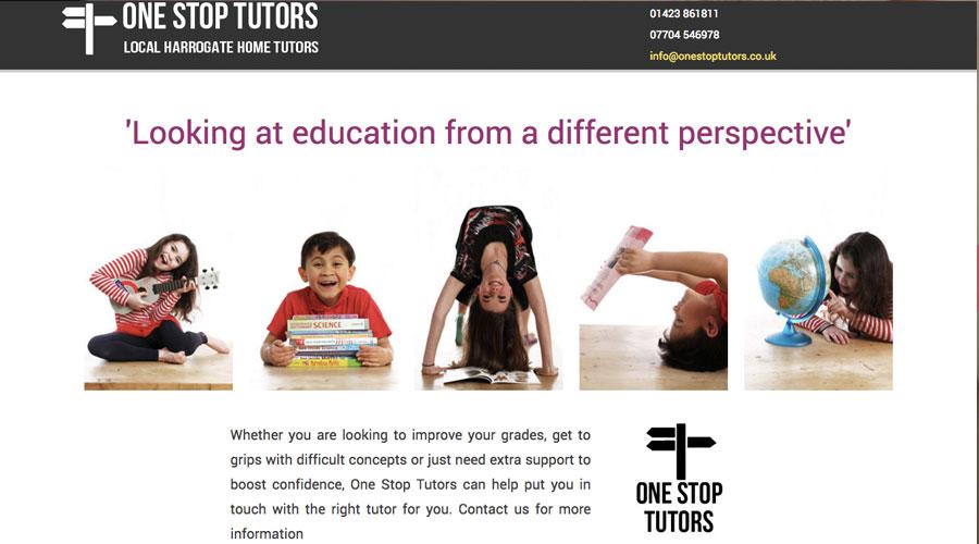 One Stop Tutors