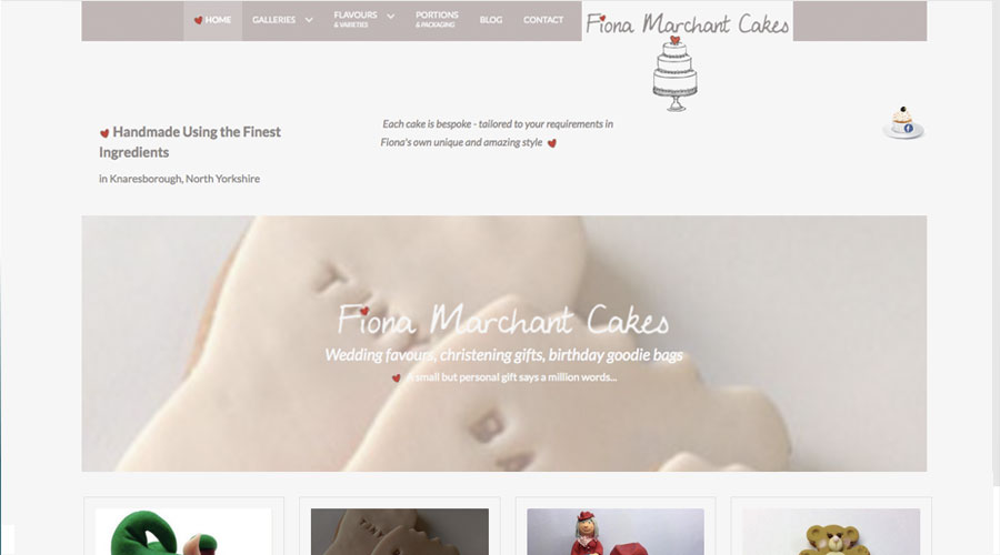 Fiona Marchant Cakes